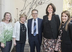 Kelly Bannon Lashley, Elaine Gregory, Bill Hranchak, Kathleen Gilmore, Vanessa Terzian
