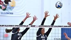 Miss. College 090217 041 (REBlue) Tags: universityofillinoisspringfield uis missssippicollege volleyball glvc trac