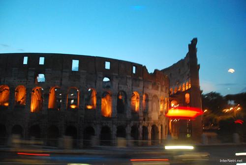 Нічний Рим, Італія InterNetri Italy 106