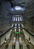Underground Station (CoolMcFlash) Tags: subway station vienna modern architecture underground staircase symmetry symmetrie fujifilm xt2 ubahn wien architektur rolltreppe fotografie photography city stadt urban xf1024mmf4 r ois schottenring
