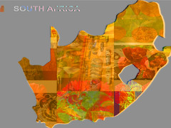 Addressing the Beauty, Poverty, Health & Corruption of South Africa (soniaadammurray - On & Off) Tags: digitalphotography manipulated experimental collage abstract contest66africa artchallenge kreativepeoplegroupcontest southafrica life beauty poverty health corruption quote wikipedia picture2life
