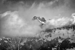 Peaking Peaks (Mark Griffith) Tags: altamountain dawnpatrol hike hiking i90 rampartridge snoqualmiepass sonyrx100v 20180528dsc06688edit