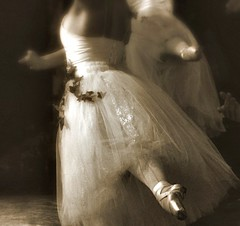 Dance - Hands and Feet in Sepia (Fojo1) Tags: dance ballet