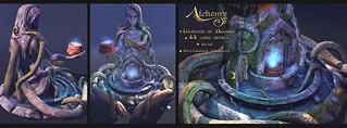 Alchemy - Fountain of Dreams Advert 2