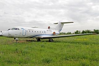 International Jet Tour Yakovlev Yak-40 UN-87926 ALA 22-05-18