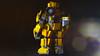 Lego new Bumblebee (hachiroku24) Tags: instructions movie moc bumblebee transformers lego