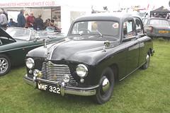 1951 Singer SM1500. (Yesteryear-Automotive) Tags: singer sm1500 saloon car motorcar