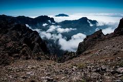 La Palma_2018_21 (ichbinsEvi) Tags: lapalma kanarischeinseln spain roquedelosmuchachos landscape natur vulkan fujifilm mountain