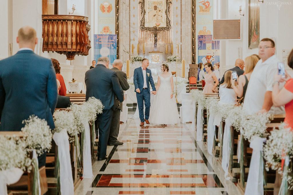 225 - ZAPAROWANA - Marta & Norbert - Reportaż Ślubny