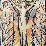 To go forth to the Great Harvest from Milton: a Poem, To Justify the Ways of God to Men by William Blake (1752-1827). thumbnail