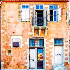 Chania, Crete (Kevin R Thornton) Tags: d90 nikon travel house facade mediterranean greece city architecture chania crete creteregion gr