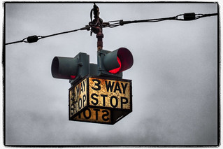3 Way Stop