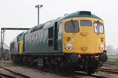 D5343 at Toddington (372Paul) Tags: toddington broadway cheltenham hailes foremarkehall po kingedwardii 6023 5197 s160 7903 6430 pannier dmu cotswoldfestivalofsteam gloucestershirewarwickshirerailway steam locomotive class20 class26 shunter