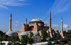 Hagia Sophia (H31157r0M) Tags: istanbul стамбул turkey турция sultanahmet fatih hagiasophia ayasofya cathedral mosque museum byzantineempire ottomanempire