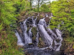 Swallow falls (Ian Gedge) Tags: uk britain wales snowdonia water cymru swallow falls waterfall river betwsycoed