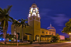 Cathedral of Saint Mary, 7525 NW 2nd Avenue, Miami, Florida, USA / Built: 1957 / Architectural Style: Spanish Colonial Revival / Denomination: Roman Catholic Church (Photographer South Florida) Tags: miami florida usa miamibeach miamigardens northmiamibeach northmiami miamishores cityscape city urban downtown density skyline skyscraper building highrise architecture centralbusinessdistrict miamidadecounty southflorida biscaynebay cosmopolitan metropolis metropolitan metro commercialproperty sunshinestate realestate tallbuilding midtownmiami commercialdistrict commercialoffice wynwoodedgewater residentialcondominium dodgeisland brickellkey southbeach portmiami sobe brickellfinancialdistrict keybiscayne artdeco museumpark brickell historicalsite miamiriver brickellavenuebridge midtown sunnyislesbeach moonovermiami cathedralofsaintmary 7525nw2ndavenue built1957 spanishcolonialrevivalromancatholicchurch