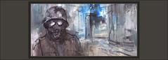BASES-NAZIS-ANTARTIDA-ARTE-PINTURA-HAUNEBU-ART-ARTWORK-OVNIS-CIENCIA-III REICH-ALEMANIA-GUARDIANES-DETALLES-PINTURAS-ARTISTA-PINTOR-ERNEST DESCALS (Ernest Descals) Tags: antartida base bases secretas secretos artwork art arte ovnis ovni nazi nazis haunebu ufo luna moon naves antigravedad ciencia viajes viajar leyendas legend historia history soldados guardianes aleman alemanes german germany platillos voladores pintura pinturas coleccion pintures quadres cuadros pintando pintar personajes interior segundaguerramundial wwii plastica ernestdescals painter fragments fragmentos obras originales artist detalles painters pintores pintors pintor paint pictures paintings painting artistas artista gouache drittesreich deutschland wissenschaft science malerei secondworldwar antarctica misterios