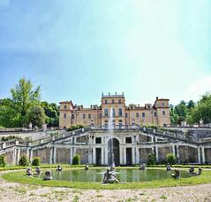 La Villa della Regina, Torino (maresaDOs) Tags: torino piemonte italia giardino giardinoitaliano unesco villadellaregina residenze sabaute villa storia history fontana green