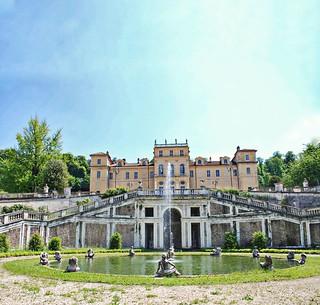 La Villa della Regina, Torino