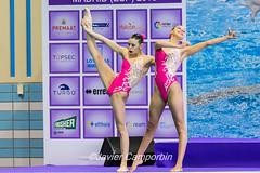Natacion sincronizada World Series. (javiercamporbin) Tags: artistica deporte deportes madrid natacion sincro