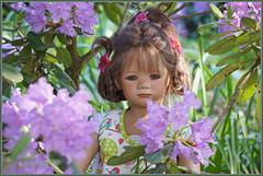 Milina ... (Kindergartenkinder 2018) Tags: gruga grugapark essen azaleen kindergartenkinder milina rhododendron annette himstedt