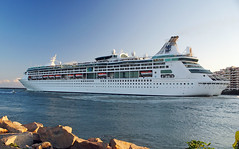 Royal Caribbean Enchantment of the Seas (Infinity & Beyond Photography) Tags: royal caribbean enchantment seas cruise ship ocean liner miami