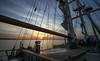 The Lady of Avenel Sunset (Andy.Gocher) Tags: andygocher canon100d canon1018mm uk essex brightlingsea shippingforecastareathames ship pirate boat sunset seascape sea mast tallship