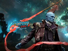 yondu_012 (siuping1018) Tags: hottoys disney marvel guardiansofthegalaxy yondu photography actionfigures toy siuping canon 5dmarkii 50mm