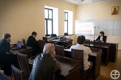 В Минской духовной академии прошла лекция профессора Санкт-Петербургского университета