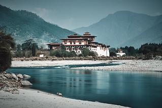 Bhutan: Punakha Dzong I.
