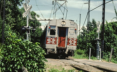 Richmond Hill Road 1982 (jameshouse473) Tags: new haven nh nynhh washboard washboards canaan connecticut richmond hill road 1982 summer railroad railway passenger commuter