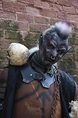 Orks - 15 (fotomänni) Tags: ork orks fantasy kostüme kostümiert costumes costumed masken masks manfredweis
