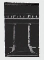 Lost Home (EmmaBhu) Tags: minoltaxg1 argentique analogue blackwhite blackandwhite contrast minolta numerisation dark sombre lines