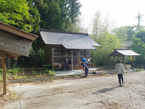 福島県浪江町で災害ボランティア(援人 2018年 0525便)