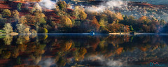 Rydal Water Autumn Panorama (Dave Massey Photography) Tags: rydalwater cumbria