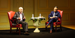 2018.06.06 Library of Congress Mythology Tour, Conversation with Andre Aciman, Washington, DC USA 02849
