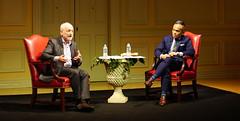 2018.06.06 Library of Congress Mythology Tour, Conversation with Andre Aciman, Washington, DC USA 02849