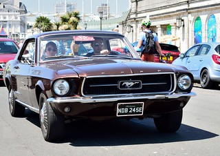 Ford Mustang (hardtop)