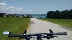 Trumer Seen (twinni) Tags: canyon roadlite cf 80 fitnessbike fitnessbiketour mw1504 08062018 bike biketour salzburg austria österreich flachgau trumer seen land