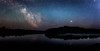Back To Betws (Rob Pitt) Tags: milkyway milky way wales camping tokina 1116 f28 iso3200 stars sky night photography betwsycoed llyn elsi 750d astrotography grass sunset water panorama