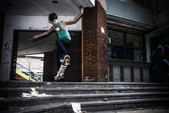 El salto (guspaulino1) Tags: provinciadebuenosaires sanisidro calles street gente argentina