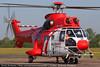 HB-XVY   Aerospatiale AS332C1 Super Puma   Heliswiss International (james.ronayne) Tags: hbxvy aerospatiale as332c1 super puma heliswiss international helicopter chopper heli general aviation flight flying london elstree egtr canon 80d 100400mm raw 28105mm