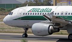 I-BIKI LMML 23-05-2018 (Burmarrad (Mark) Camenzuli Thank you for the 16.5) Tags: airline alitalia aircraft airbus a320214 registration ibiki cn 1138 lmml 23052018