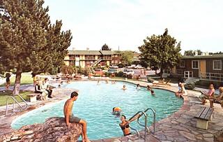 Boisean Hyatt Lodge - Boise, Idaho