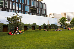 2017 - Open Square Garden - Saturday - 08 - Gasholder Park -7289 (Out To The Streets) Tags: 2017 20170617 europe june2017 london opengardensquares opengardensquares2017 opengardensquares2017sunday uk unitedkingdom art gras renovations