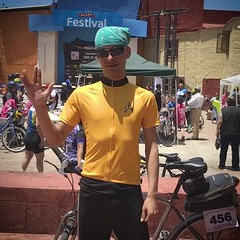 Avatar Star Trek Spider v2 (Pax Delgado) Tags: startrek geek nerd spiderman cycling ciclismo rosarito