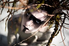 "TEATRONATURA ""The creature of the earth"" (valeriafoglia) Tags: model makeup magic art atmosphere amazing fantasy stylist creative composition capture colors creature outfit surreal nature wild beautiful beauty photo photography pretty earth"