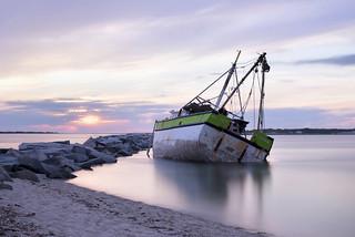 My Yot Shipwreck