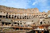 Colosseum's five floors (zawtowers) Tags: rome roma italy italia capital city historic roman empire heritage monday 28 may 2018 summer holiday vacation break warm sunny colosseum flavian ampitheatre gladiatorial shows executions theatre round circular five floors visible