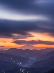 Golden sunrise (akapenaka) Tags: 2018 landscape mangolkencana sunrise sunset sun nature earth canon7d
